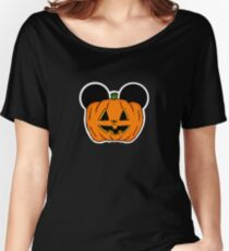 Halloween Ears Women's Relaxed Fit T-Shirt