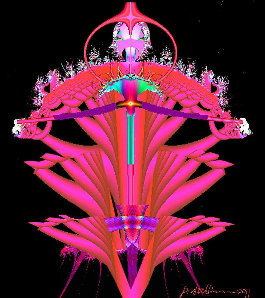 """""""Third Level Ascention"""" by Patrice Baldwin"""