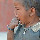 Little Boy Blue by Lisa Baumeler