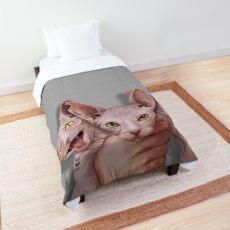 Hellcat Comforter