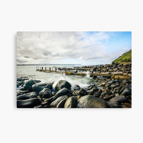 Cape Bridgewater, Portland Canvas Print