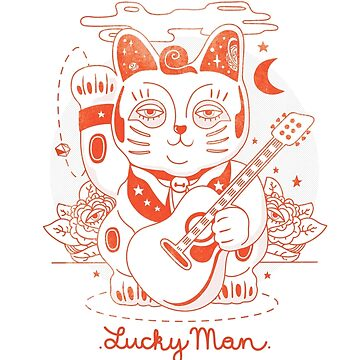 Lucky Man by Paolavk