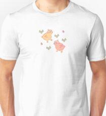 Shower Ducklings - Light Slim Fit T-Shirt