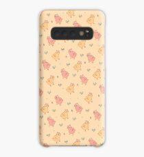 Shower Ducklings - Light Case/Skin for Samsung Galaxy