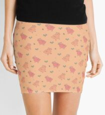 Shower Ducklings Mini Skirt