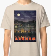 Greetings From Arkham, Mass Classic T-Shirt