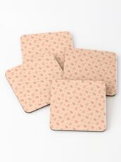 Copy of Shower Ducklings - 2 Coasters
