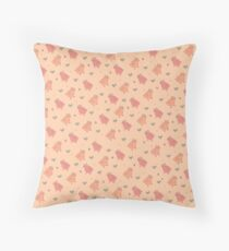 Copy of Shower Ducklings - 2 Throw Pillow