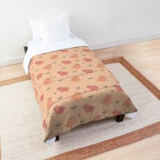 Copy of Shower Ducklings - 2 Comforter