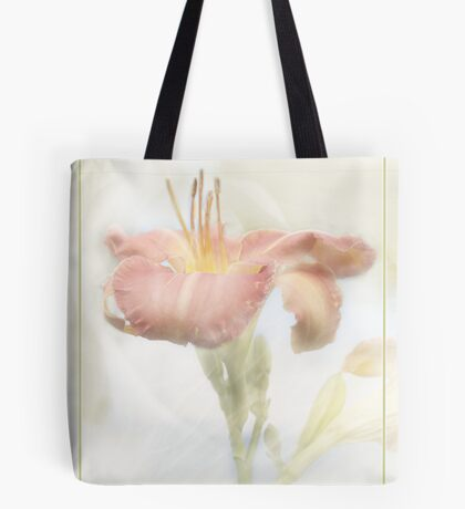 Delicate Daylily 2 Tote Bag