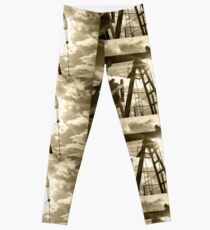 Oil rig. Leggings