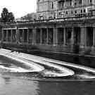 Bath, England.  by geof