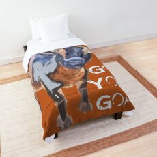 Got Your Goat Comforter