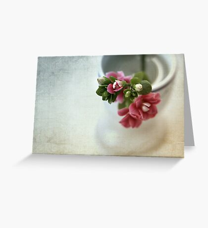 For me... Greeting Card