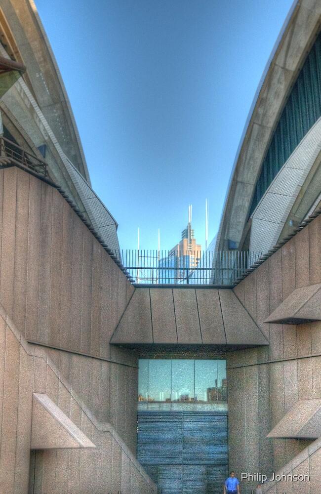 Aria # 1 - Angles - Sydney Opera House, Sydney Australia - The HDR Experience by Philip Johnson