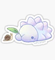 Rainy snom  Sticker