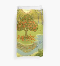 Magic forest Duvet Cover