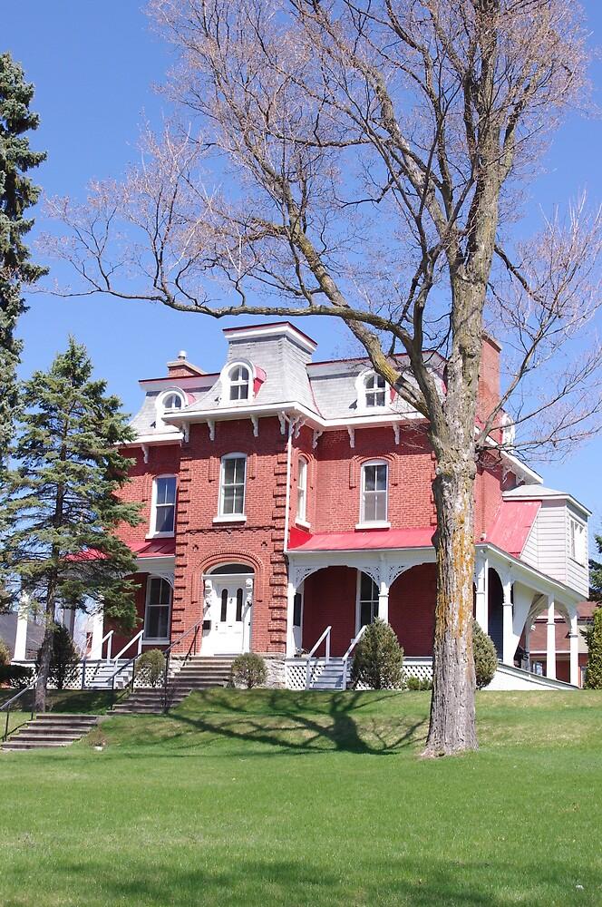 Arunah Dunlop House 1880 by Sensei1953