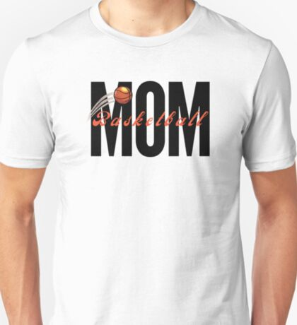 Basketball Mom, sports mom T-Shirt