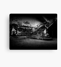 Hotel For The Wicked Canvas Print