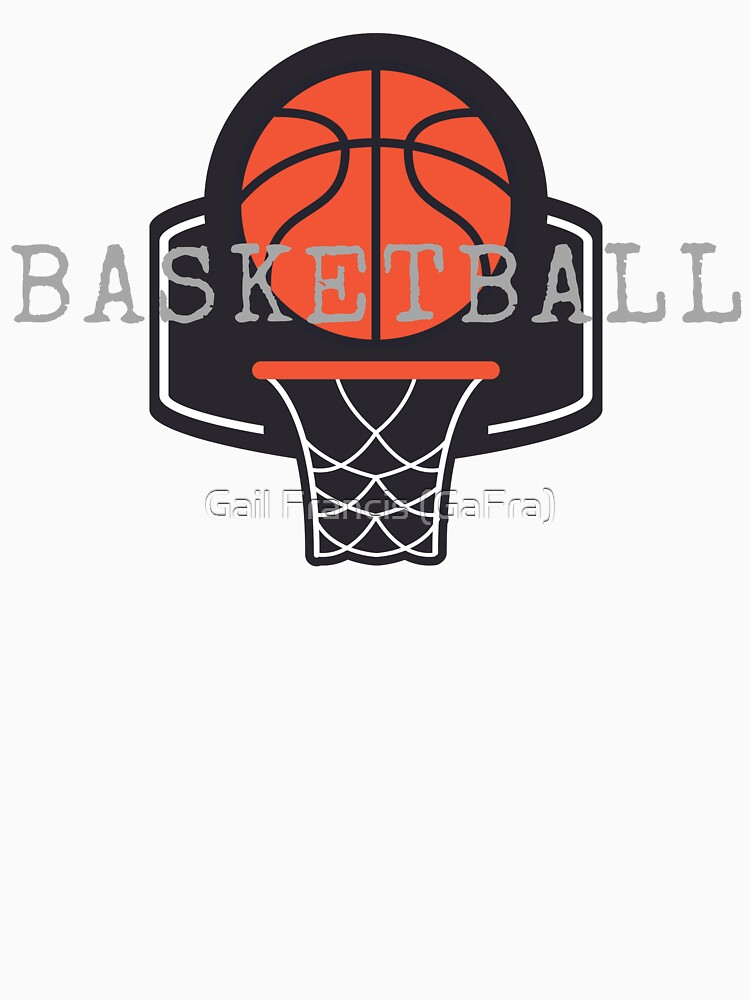 Basketball, Basketball Hoop, Basket Ball by TriniArtStudio