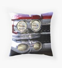 Max Chrome! Throw Pillow