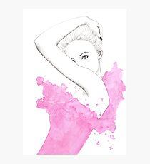 Pretty Petula Photographic Print