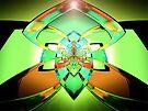 Mirrored D Portal  (UF0274) by barrowda