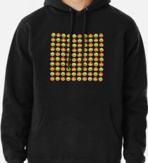 Love Cash Money Emoji JoyPixels Funny Lovely Cartoon Pullover Hoodie