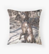 Believing! Throw Pillow