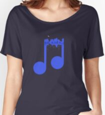 Night music Women's Relaxed Fit T-Shirt