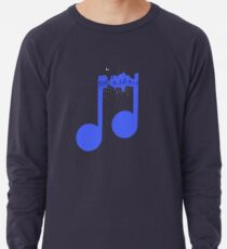 Night music Lightweight Sweatshirt