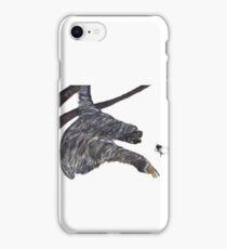 THE SLOTH & THE BUMBLE BEE iPhone Case/Skin