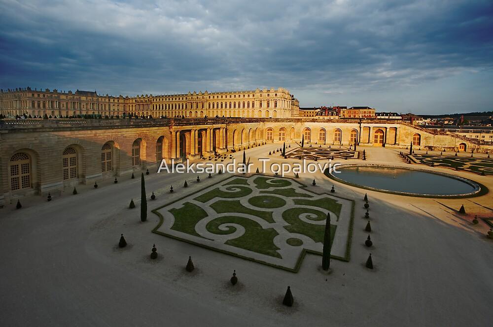 Palace of Versailles by Aleksandar Topalovic