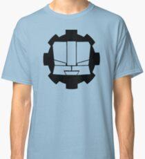 Heroic Gearo Emblem - Black Classic T-Shirt