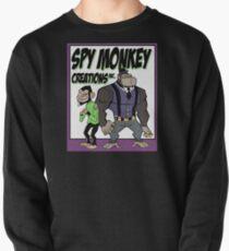 Spy Monkey Creations Inc Logo! Pullover