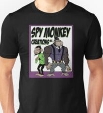 Spy Monkey Creations Inc Logo! Unisex T-Shirt