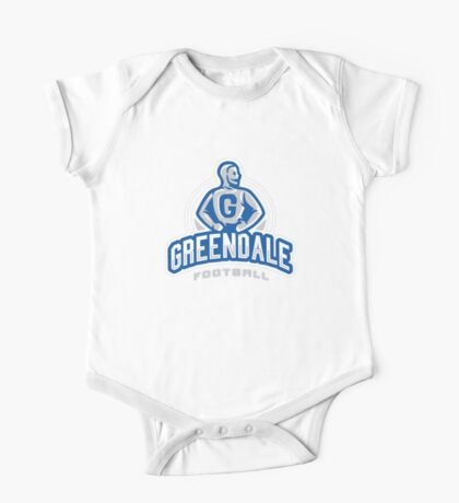 GreenDale Football Kids Clothes