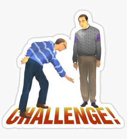 Challenge! Sticker