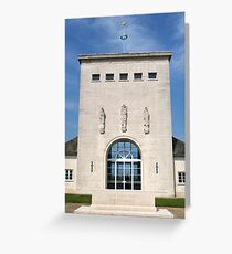 Air Forces Memorial Greeting Card