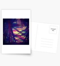 bridgeglitch Postcards