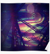 bridgeglitch Poster