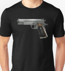 HITMAN AMT Hardballer 45. ACP (Mr. 47's choice) T-Shirt