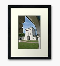 Air Forces Memorial Framed Print