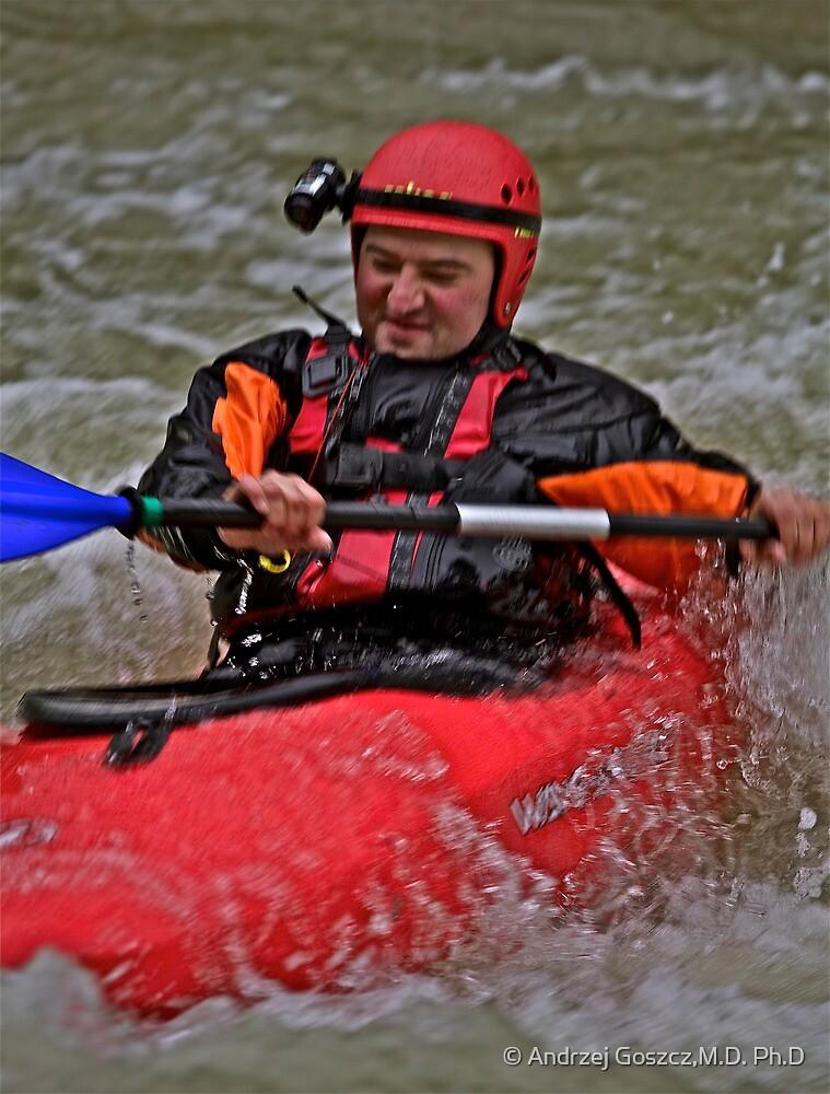 Playboating . Dunajec River . Poland . Zabrzeż .  by  Brown Sugar . Views (16) Dziękuję bardzo ! Muchas gracias amigos ! Thanks so so much ! Ole ! by © Andrzej Goszcz,M.D. Ph.D