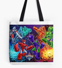 Weaponeers of Monkaa Epic Battle Tote Bag