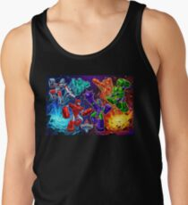 Weaponeers of Monkaa Epic Battle Men's Tank Top