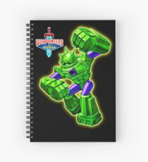 Weaponeers of Monkaa Brutok Spiral Notebook