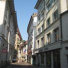 «In-Town Shopping - Luzern, CH» de Danielle Ducrest