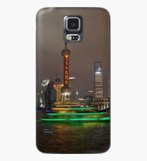 Green Boat Case/Skin for Samsung Galaxy
